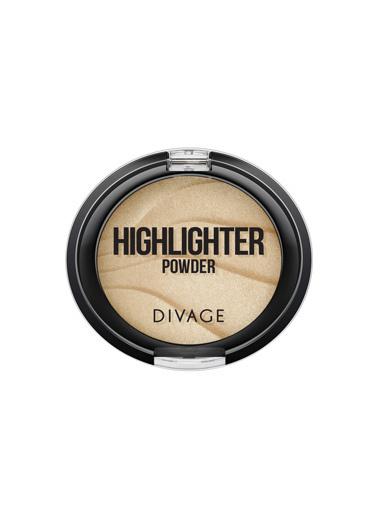 Divage Divage Highlighter Powder - Aydınlatıcı Pudra 02 Altın Ten